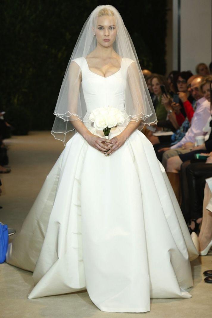 CINDARELLA WEDDING PLANNER: Bride Dress Spring 2014