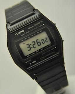 Casio F-85 (1982)