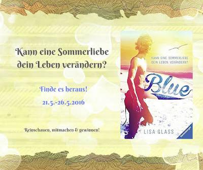 Blogtour zu »Blue«