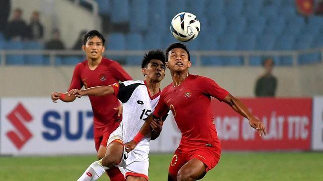 Berikut Lima Fakta Buruknya Timnas Umur 23 Di Kualifikasi Piala Asia 2019
