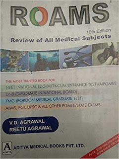 ROAMS Review of All Medical Subjects - 10th Edition