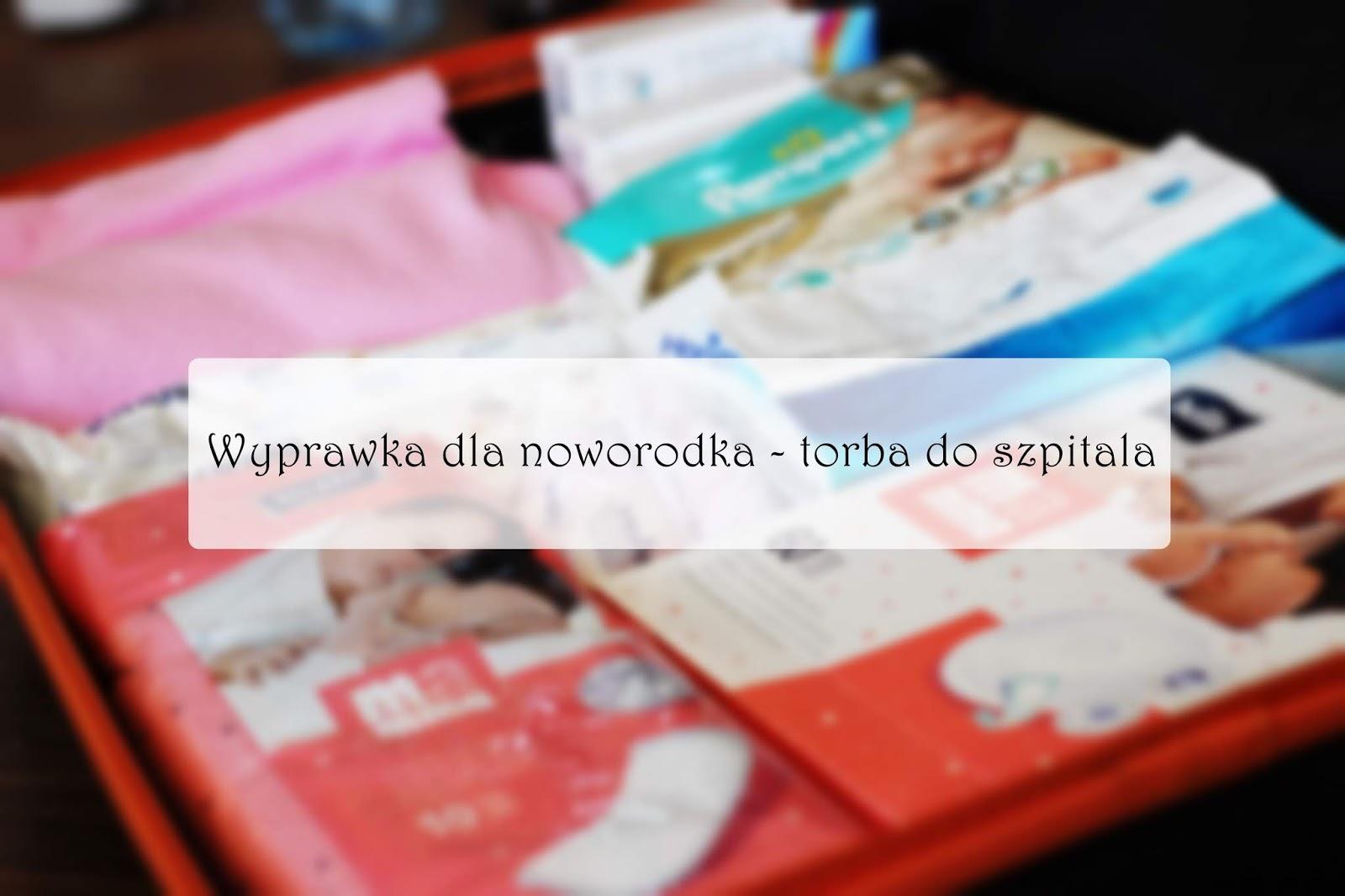 Wyprawka dla noworodka - torba do szpitala. Rzeczy potrzebne mamie i maluszkowi