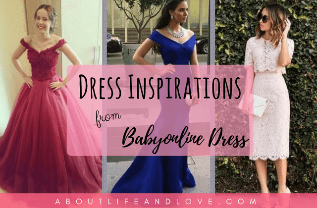 Dress Inspirations From Babyonline Dress