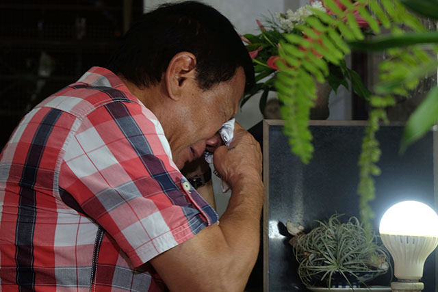 Pres. Duterte feels lonely at the top: I am not used to this kind of life