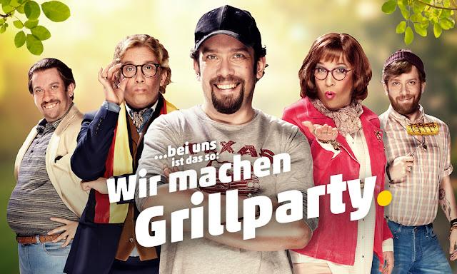 Die neue Webisodes mit Christian Ulmen - Wir machen Grillparty