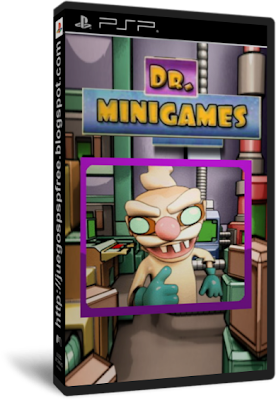 Download games for PC or tablet: Dr. MiniGames