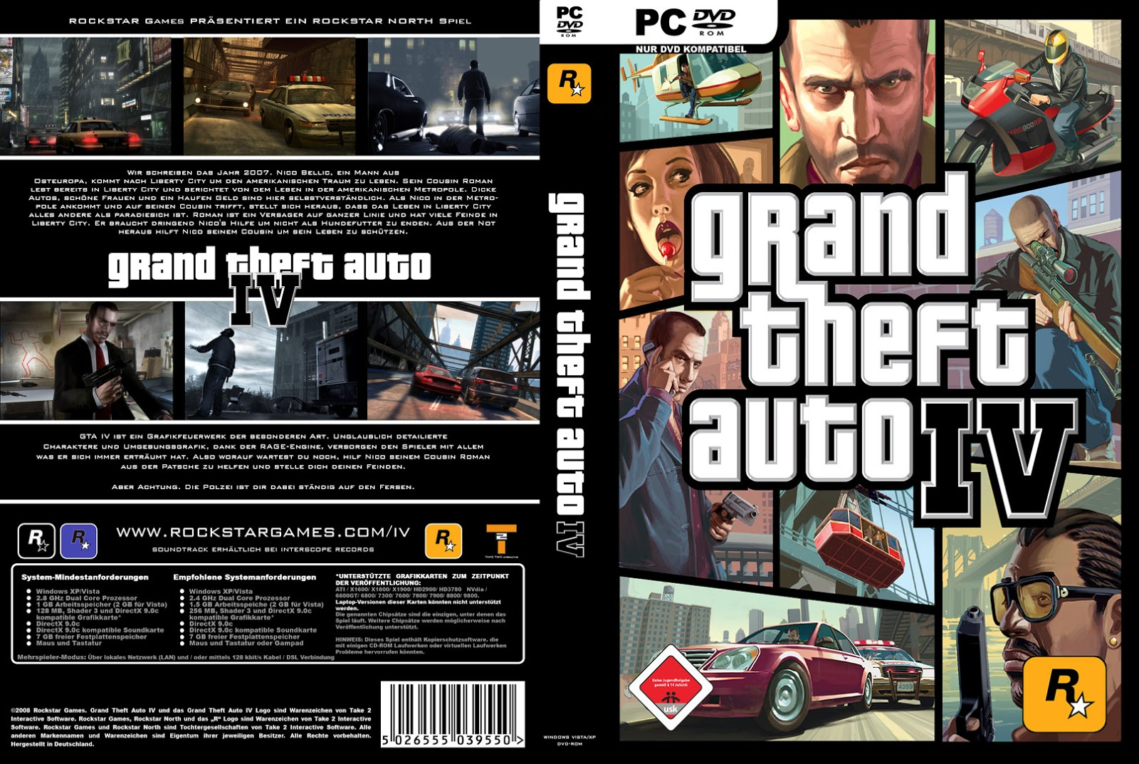 GTA PC GAME: GTA 4 PC Full Version Download