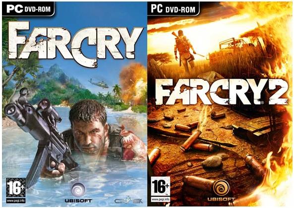 Far Cry 1 y 2 GOLD Repack PC Full Español Descargar