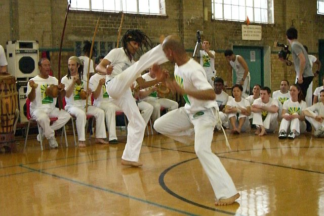 An introduction to capoeira