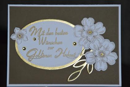 Spruch F Karte Zur Goldenen Hochzeit