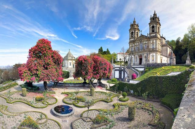 Braga em Portugal