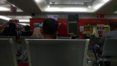 Pendaftaran Hospital Putrajaya