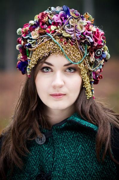 El look retro hippie de Charlene Soraia. 7