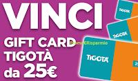 Logo Glade Limited Edition: vinci 500 Gift Card Tigotàda 25€