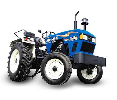 eicher tractor 480