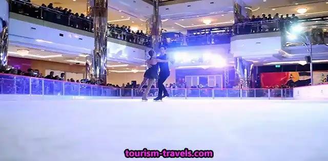 أماكن التزلج علي الجليد في الاسكندرية والساحل الشمالي