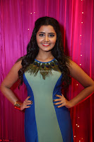 Anupama Parameswaran in lovely shaded gown ~  Exclusive 34.JPG