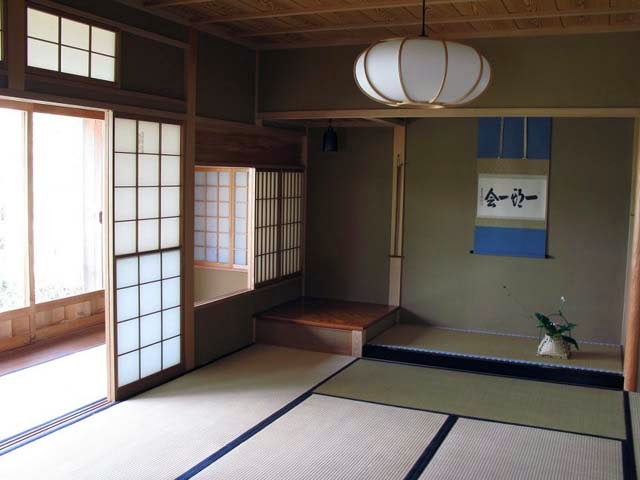 Traditional Japanese Interior Design Pictures