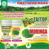Obat Penyakit Maag ( lambung ) Original 100% De Nature