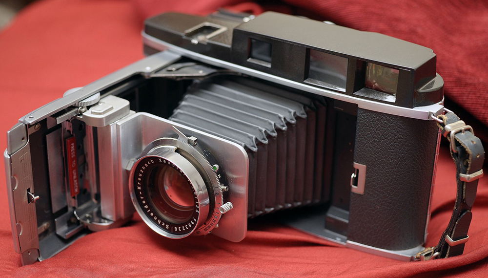 Valdosta in Film: Polaroid 4x5 conversion