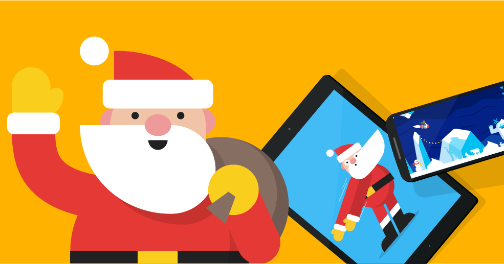 QnA VBage Google releases source code of Santa Tracker for Android 2018