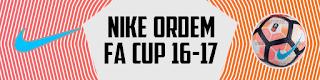 New Ball Nike Ordem Fa Cup 16-17 Pes 2013