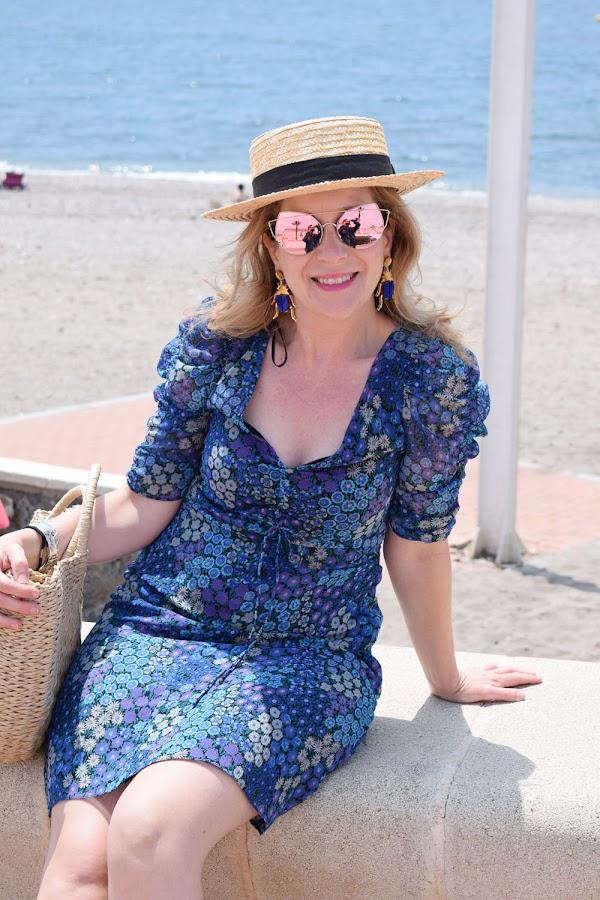 vestido_corto_azul_flores_verano