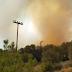 Πυρκαγιά στον Άγιο Νικόλαο Κρήτης - ΒΙΝΤΕΟ