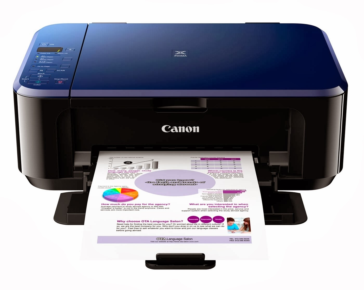 Download Canon PIXMA E510 Inkjet Printers Driver and guide how to install