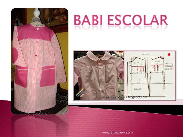 http://www.patronycostura.com/2014/05/tema-43-la-bata-escolar-babi.html