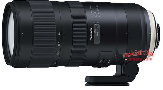 Tamron SP 70-200mm f/2.8 Di VC USD G2