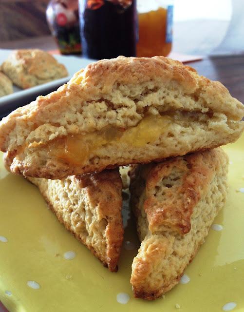 scones, sweet kwisine