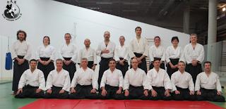 Aikido Alcoy Om - clase especial cintos negros
