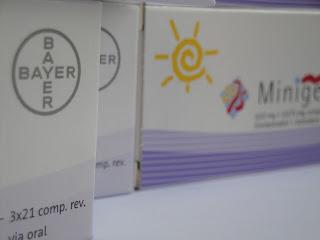 Como tomar a pílula minigeste® pela primeira vez?