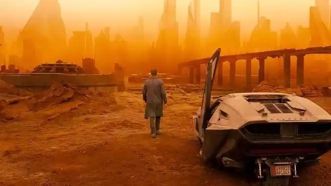 Σαν Φρανσίσκο 2020 όπως Blade Runner 2049