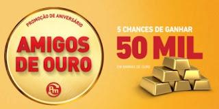 Promoção Pague Menos Supermercados 2017 Amigos de Ouro