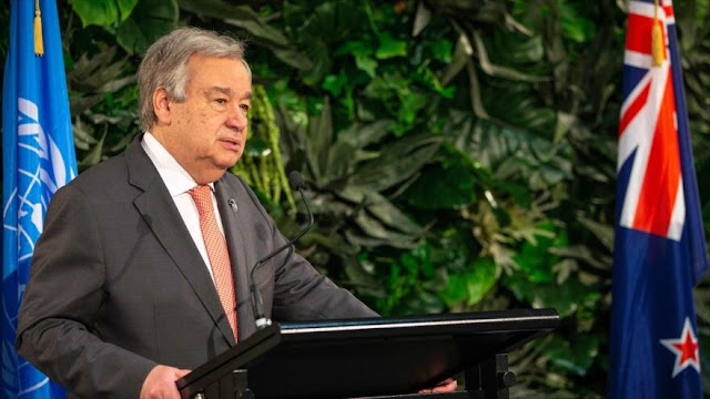 """""""ONU está al tanto de efectos de ley anticubana Helms-Burton"""""""