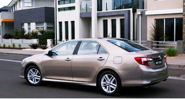 2016 Toyota Camry Atara SL Review Release Date