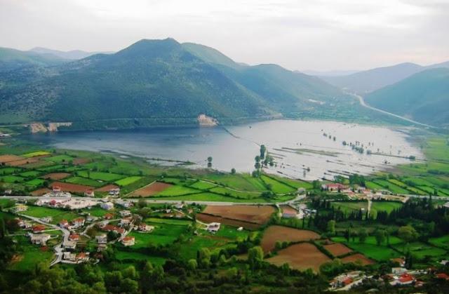 Αυτό είναι ένα από τα ωραιότερα αλπικά τοπία της χώρας μας και βρίσκεται στη Θεσπρωτία