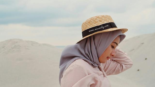 foto-foto di padang pasir klebang malaysia