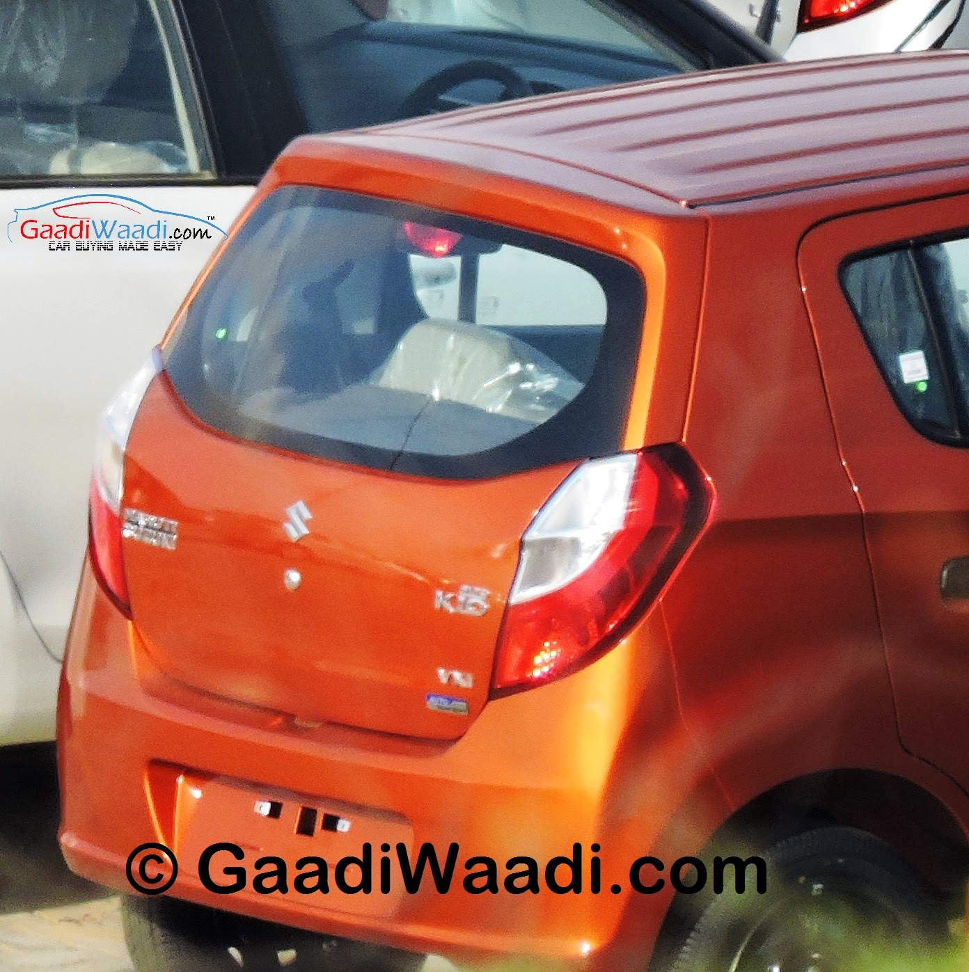 Maruti Swift Now To Have Amt Automatic Transmission In Top: Alto K10 Facelift (2015) Fully Reveled