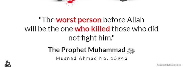The worst person before Allah