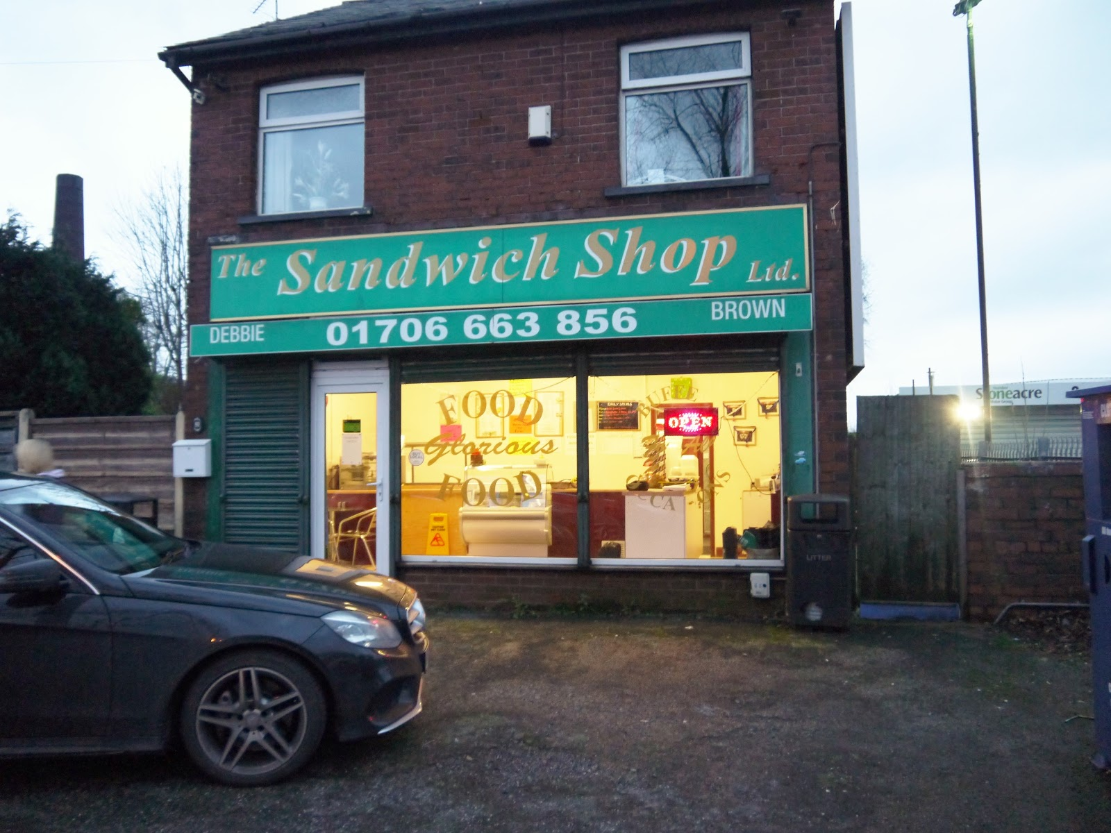 Ernest Wilson Nobody Sells Businesses Better Sold The Sandwich