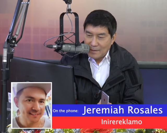 Brother Of Jericho Rosales, Complained By His Live-In Partner On Raffy Tulfo In Action.