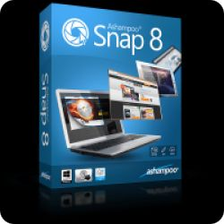 تحميل ASHAMPOO SNAP 8 لتصوير سطح المكتب فيديو