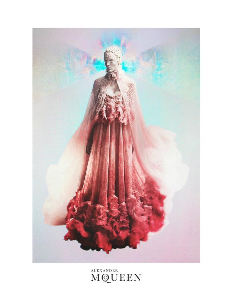 Alexander McQueen – Campaign Spring / Summer 2012