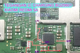 Redmi 5A ic charging ways