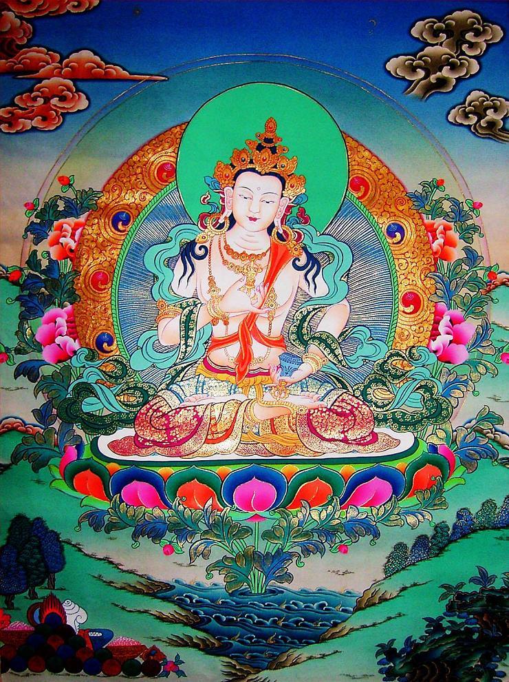 how to say vajrasattva mantra