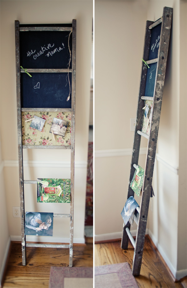 15 Cool And Creative Ways To Reuse Ladders