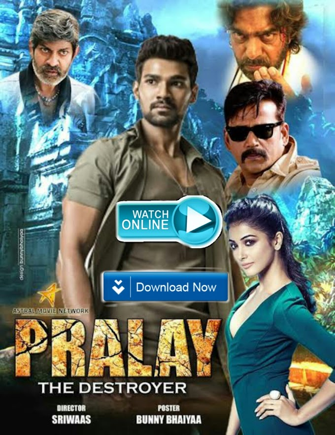 Pralay The Destroyer Full Movie (Hindi Dubbed) 720p HD
